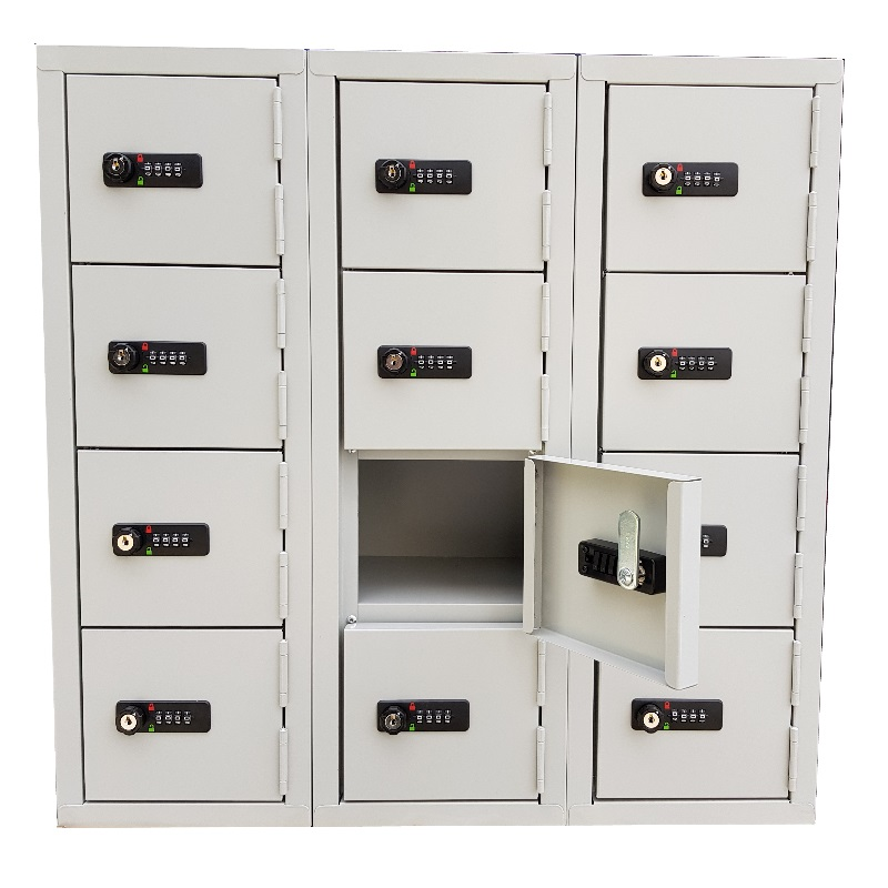 Mobile Phone Mini Lockers with Keyless Access