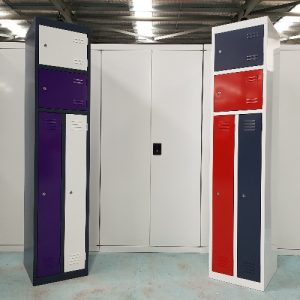 team-coloured-sports-locker-dual-compartment-hi-tech-lockers