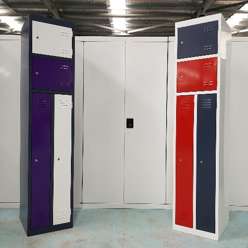 team-coloured-sports-locker-dual-compartment-hi-tech-lockers