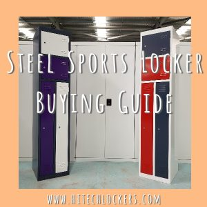 Steel Sports Locker Buying Guide