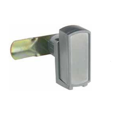 locker latch lock silver finish