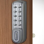 KL1200 Digital Combination Wet Area Lock