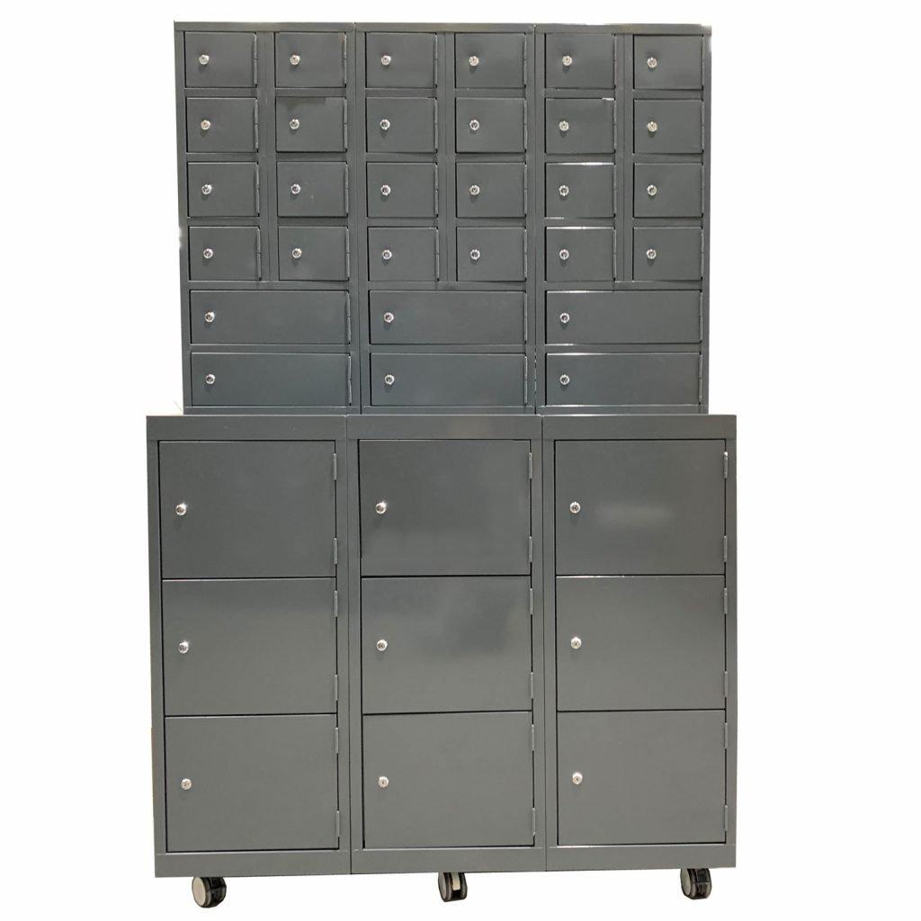 multi device mobile locker